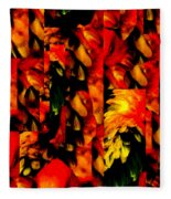 Tropic Fleece Blanket
