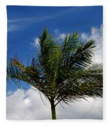 Tropical Breeze Fleece Blanket