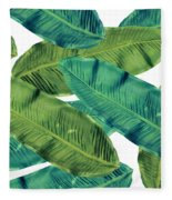 Tropical Colors 2 Fleece Blanket