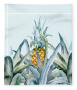 Tropical Feeling  Fleece Blanket