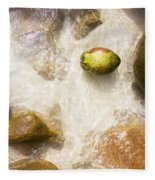 Tropical Island Coconut Fleece Blanket