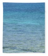 Tropical Waters Fleece Blanket