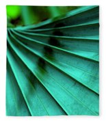 Tropical Wings Fleece Blanket