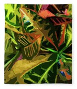 Tropicale Fleece Blanket