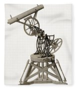 Troughton Equatorial Telescope, 19th Fleece Blanket