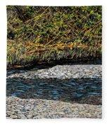Trout Creek Fleece Blanket
