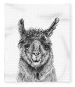 Trudy Fleece Blanket