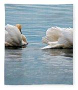 True Love Fleece Blanket