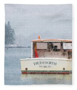 True North Fleece Blanket