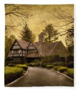 Tudor Estate Fleece Blanket