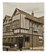 Tudor House Southampton Fleece Blanket