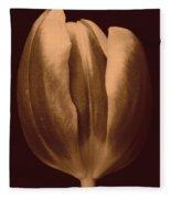 Tulip 1 Fleece Blanket