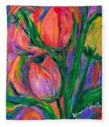 Tulip Edge Fleece Blanket