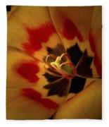 Tulip Flair Fleece Blanket
