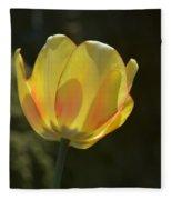 Tulip Glow Fleece Blanket