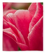 Tulip Layers Fleece Blanket