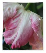 Tulip Perfection Fleece Blanket