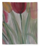 Tulip Series 3 Fleece Blanket