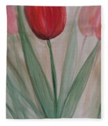 Tulip Series 4 Fleece Blanket