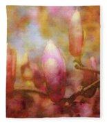 Tulip Tree Candelabra 8864 Idp_2 Fleece Blanket