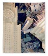 Tumble Fleece Blanket