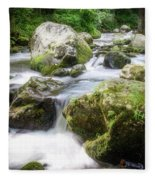 Tumbling Creek Fleece Blanket