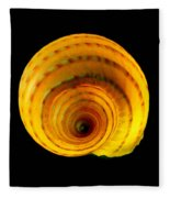 Tun Shell Fleece Blanket