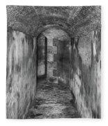 Tunnel Fleece Blanket