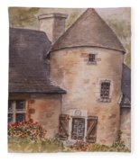 Turenne  Fleece Blanket