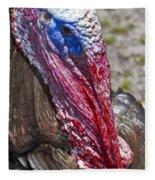 Turkey Fleece Blanket