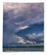 Turtle Point7 Fleece Blanket