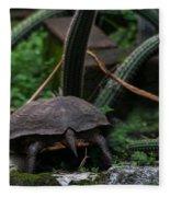 Turtles Butt Fleece Blanket