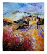 Tuscany 56 Fleece Blanket