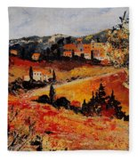 Tuscany 56n Fleece Blanket