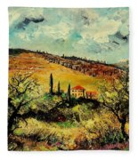 Tuscany 67 Fleece Blanket