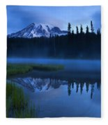 Twilight Majesty Fleece Blanket