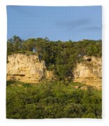 Twin Bluffs 2 A Fleece Blanket