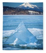 Twin Peaks Fleece Blanket