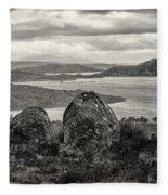 Twin Rocks Fleece Blanket