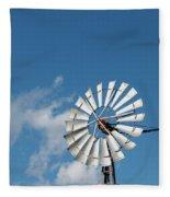 Twinwheel Fleece Blanket
