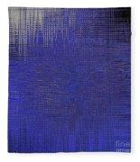 Twirl 091 Fleece Blanket