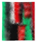Twirl Art 0916 Fleece Blanket