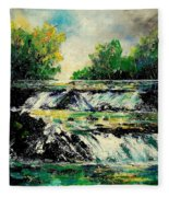 Two Falls Fleece Blanket