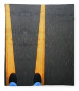 Two For The Road Fleece Blanket