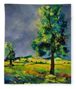 Two Oaks 56 Fleece Blanket