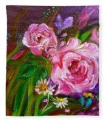 Two Pinks Jenny Lee Discount Fleece Blanket