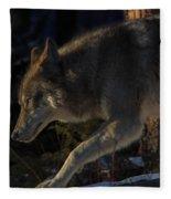 Twords The Sunrise Fleece Blanket