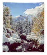 Tyndall Creek Fleece Blanket