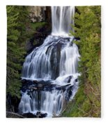 Udine Falls Fleece Blanket