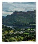 Ullswater Fleece Blanket